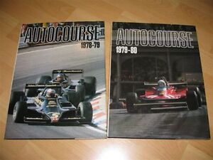 Collection livres autocourse F1 Formule 1 Villeneuve