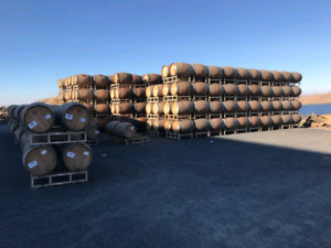 French oak wine barrels and more
