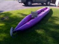 2007 AIRE Inflatable Kayak
