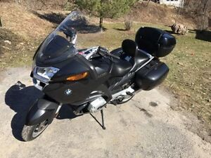 BAS MILLAGE BMW R1200RT