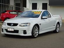 2010 Holden Ute VE MY10 SS V White 6 Speed Sports Automatic Utility Garbutt Townsville City Preview