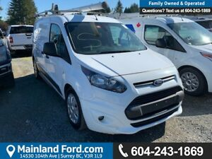 2015 Ford Transit Connect XLT *ACCIDENT FREE* *LOCALLY DRIVEN*