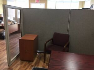 Commercial Quality Office Dividers/ / REDUCED