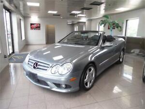 2009 MERCEDES BENZ CLK-350 AMG PACKAGE