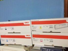 Oki C822 Toner Cartridge CYMK