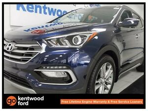 2017 Hyundai Santa Fe Sport 2.0T Limited AWD with panoramic roof