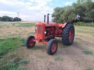 Nuffield 10 60 2 wd tractor