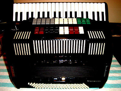 FARFISA TRANSIVOX ELECTRONIC PIANO ACC'D-41/120~3V/7R-4V/9R-ACCESSORIES INCLUDED