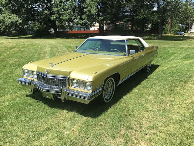 Image 1 of Cadillac: DeVille Gold…