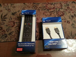 BRAND NEW PLAYSTATION PS3 ACCESSORIES
