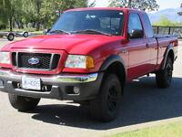2004 Ford Ranger xlt Pickup Truck
