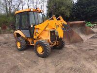 jcb 2cx tractor loader digger