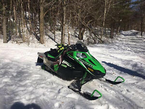 Your Summer Toy for my Winter Toy package Sled,Trailer,Suit/Helm