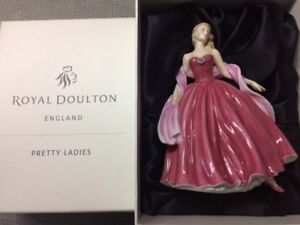 Royal Doulton Figurine - Treasured Moments HN4745
