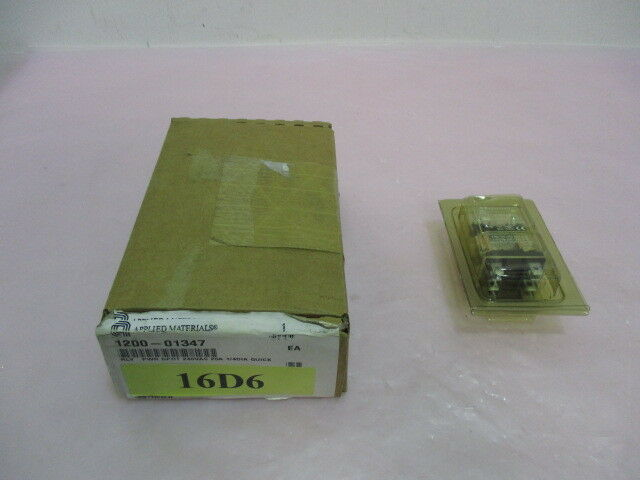 AMAT 1200-01347, Relay Power DPDT 240VAC 25A, 1/4DIA Quick. 418803