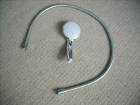 Flowpoint Eco shower head and 1.25m hose