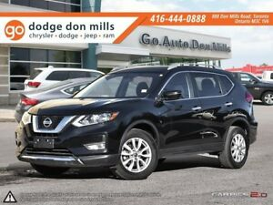 2017 Nissan Rogue SV 4dr AWD Sport Utility
