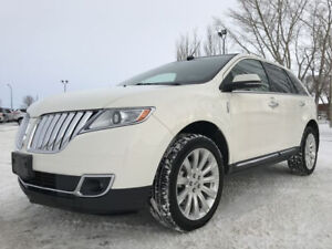 LINCOLN MKX 2013 AWD