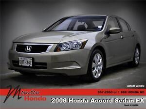 2008 Honda Accord Sdn EX