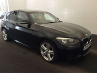 BMW 120 2.0TD 184bhp 4X4 xDrive M Sport BUY FOR ONLY £40 A WEEK *FINANCE*