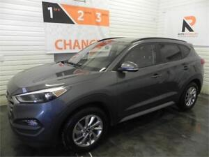 2018 Hyundai Tucson Luxury AWD, Toit Panoramique, Bancs en cuir