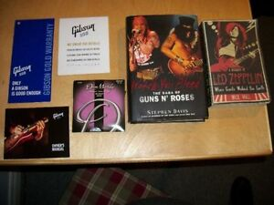 Various Music Items Sold As A Bundle