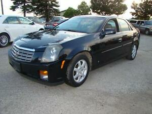 2006 CADILLAC CTS - CLEAN * CERTIFY * LEATHER * SUNROOF