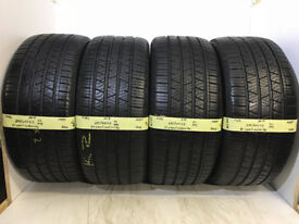 F452 4X 275/40/22 108Y CONTINENTAL CROSS CONTACT LX SPORT XL M+S 4X7MM TREAD