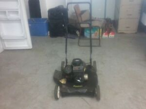 Poulan lawnmower