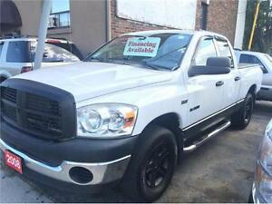 2008 Dodge Ram 1500 ST-LOW PAYMENTS-CERTIFIED