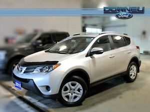 2015 Toyota Rav4 LE, AWD, HTD SEATS, ALLOYS, BACKUP CAMERA