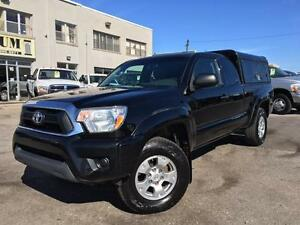 2012 Toyota Tacoma 4X4 **LEER CAP- CARGO BED SLIDE