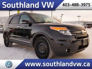 2013 Ford Explorer Limited **LEATHER-SUNROOF**