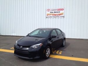 2015 Toyota Corolla CE Air Conditioning Pkg