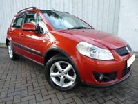 Suzuki SX4 1.6 GLX, Very Low Mileage, Only 1 Previous Keeper, Amazing Service History (10 x Stamps)