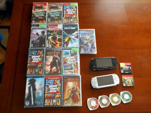 PSP/PS3, Consoles, 86 Games