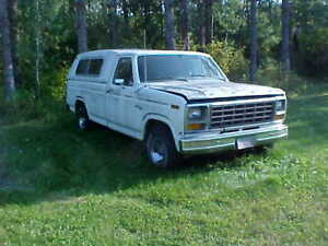1981 FORD F150: FOR RESTORING