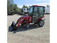 TYM 254 Hydrostatic Tractor with Yanmar Diesel Engine, Cab and L