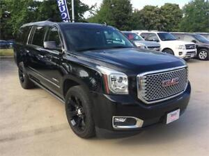 2016 GMC Yukon XL Denali Black on black long one