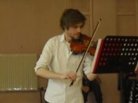 Piano / Guitar / Violin Music Classes: All Ages / Levels, £15 1/2 hour , £20 Hour
