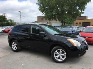 NISSAN ROGUE SL 2008 AUTO/AWD/AC/MAGS/CRUISE CONTROL/TRÈS PROPRE