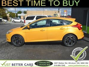 2012 Ford Focus SE - YOU CAN OWN RIGHT NOW FOR $37/week