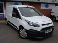 2015 15 FORD TRANSIT CONNECT 1.6 210 ECONETIC P/V 1D 94 BHP DIESEL