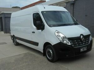 2016 Renault Master X62 LWB HR Refrigerated White Sequential Manual Van Preston Darebin Area Preview