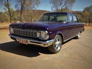 1966 Ford Fairmont Purple Automatic Sedan Capalaba Brisbane South East Preview