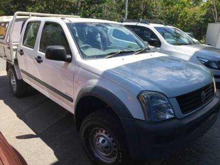 Holden Rodeo Dual cab Auto 4x2 Petrol