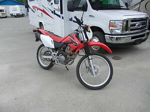 2008 HONDA CRF230L LIKE NEW