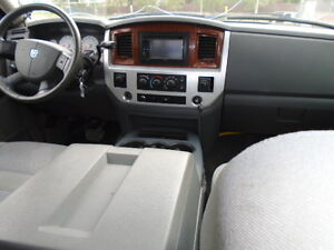2008 Dodge Power Ram 1500-BIG HORN-COSTUM-DVD-HDTV-SUBWOOFER-NAV Edmonton Edmonton Area image 2