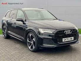 image for 2021 Audi Q7 50 Tdi Quattro Black Edition 5Dr Tiptronic Estate Diesel Automatic