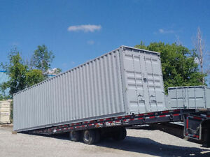 SHIPPING STORAGE CONTAINERS/ SEA CAN